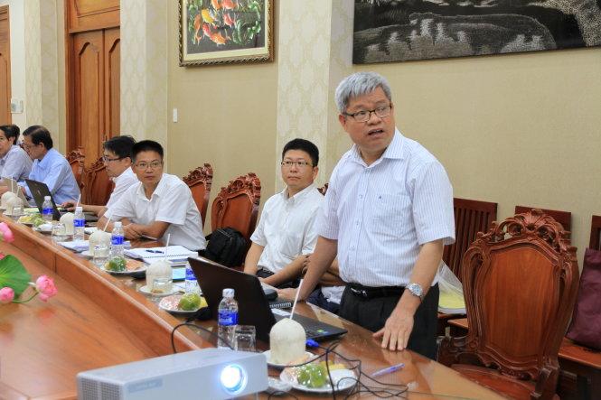 Nhà khoa học phản đối dự án Nhà máy giấy Đại Dương